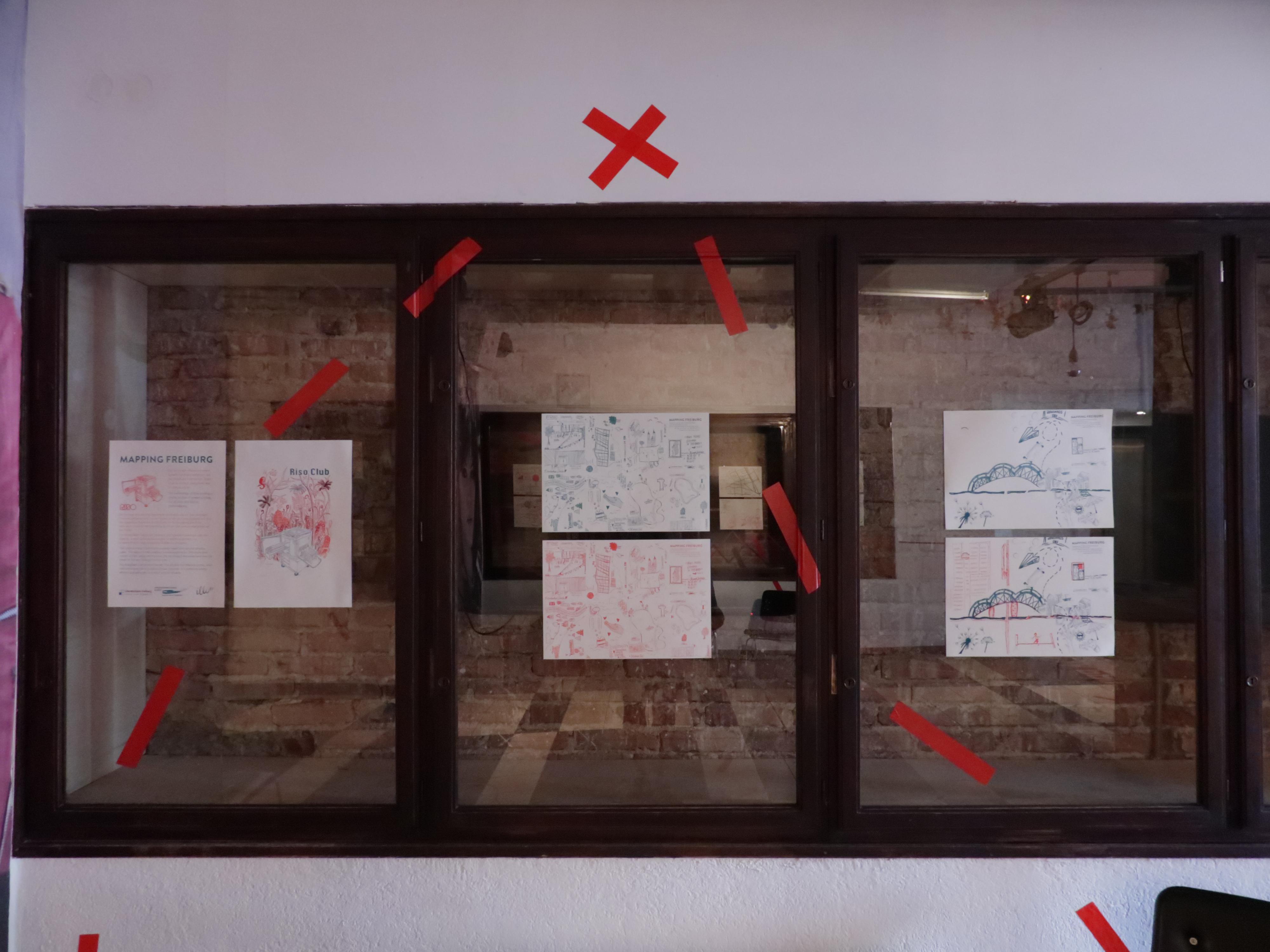 Mapping Ausstellung