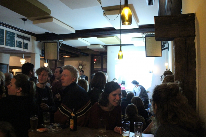Volle Bar