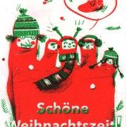 Vanesa-Idiaquez-Weihnachtszeitpostkarten