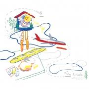 03-editorialillustration-arrivals-stephanie-dierolf