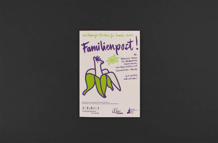 Familienpost Cover