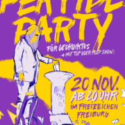 Plakat Perfide Party